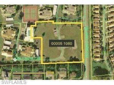 Fort Myers Residential Lots & Land For Sale: 17049 Golfside Cir