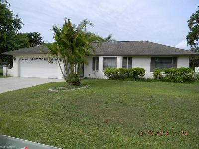 Port Charlotte Single Family Home For Sale: 1173 Dorchester St