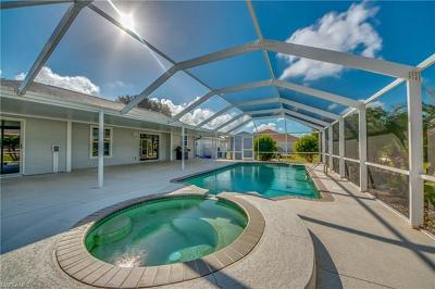 Cape Coral Single Family Home For Sale: 224 NW 22nd Ave