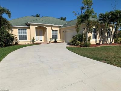 Cape Coral Single Family Home For Sale: 1831 SW 39th St