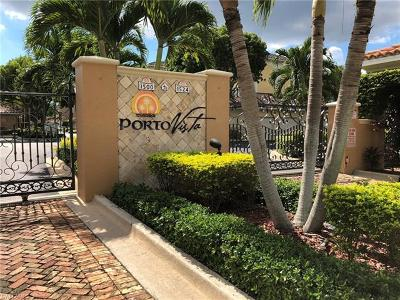 Cape Coral Condo/Townhouse For Sale: 1516 SW 50th St #201
