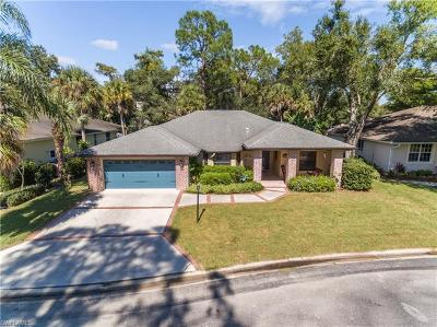 Fort Myers Single Family Home For Sale: 5753 Elizabeth Ann Way