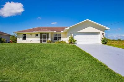Fort Myers FL Single Family Home For Sale: $184,900