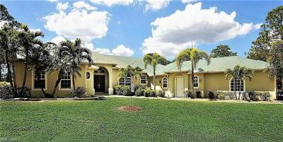 Cape Coral FL Single Family Home For Sale: $698,000