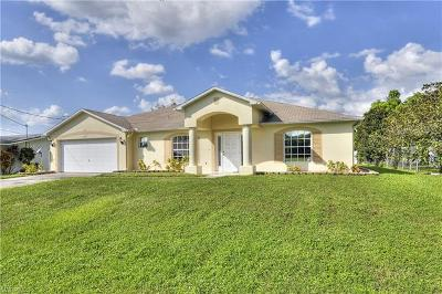 Cape Coral Single Family Home For Sale: 233 SW 44th St