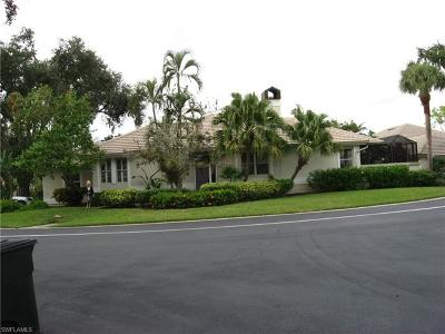 Bonita Springs Single Family Home For Sale: 27211 Enclave Dr