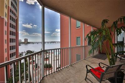 Fort Myers Condo/Townhouse For Sale: 2745 First St #705