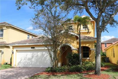 Estero Single Family Home For Sale: 20609 E Golden Elm Dr