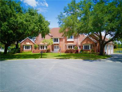 Fort Myers Single Family Home For Sale: 16 Baywood Ct