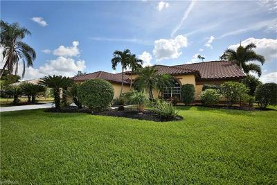 Fort Myers Single Family Home For Sale: 9390 White Hickory Ln