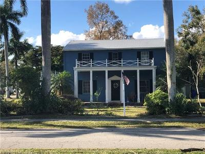 Fort Myers FL Single Family Home For Sale: $349,900