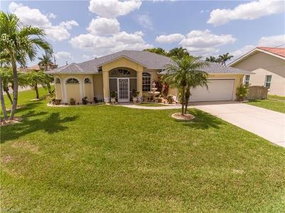 Cape Coral Single Family Home For Sale: 3142 SE 22nd Pl