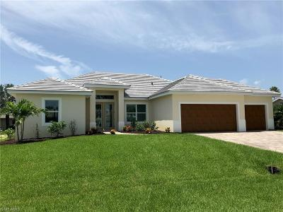Cape Coral Single Family Home For Sale: 5324 SW 22nd Ave