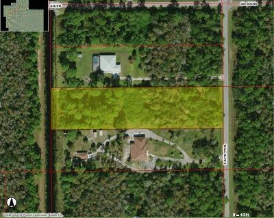 Naples FL Residential Lots & Land For Sale: $79,995