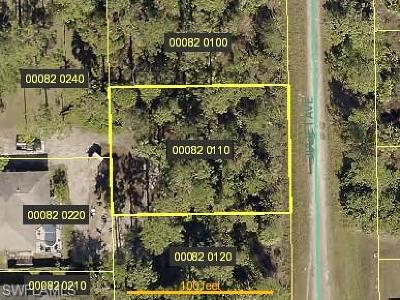 Fort Myers Residential Lots & Land For Sale: 6019 Juliet Ave