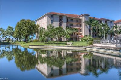 Fort Myers Condo/Townhouse For Sale: 9431 Sunset Harbor Ln #154