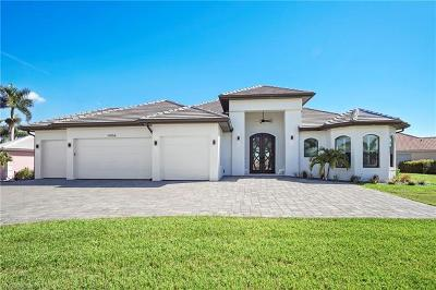 Cape Coral Single Family Home For Sale: 11956 Princess Grace Ct