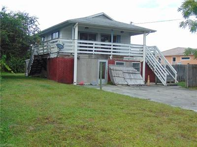 Lehigh Acres FL Single Family Home For Sale: $99,900