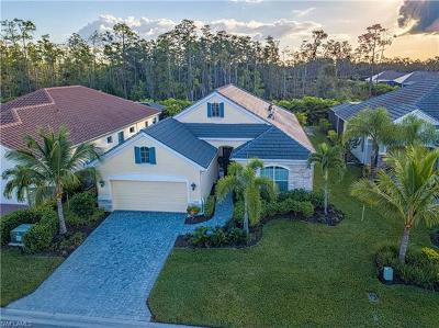 Fort Myers Single Family Home For Sale: 13582 Starwood Ln