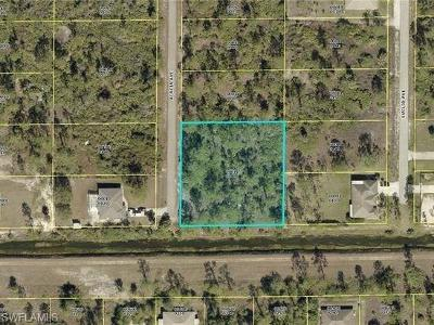 Lee County Residential Lots & Land For Sale: Acacia Ave