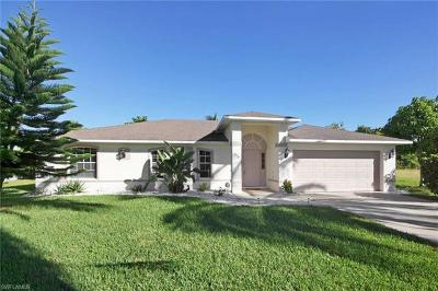 Cape Coral Single Family Home For Sale: 919 SE 34th St