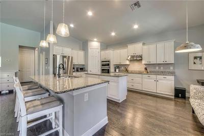 Estero Single Family Home For Sale: 20406 Black Tree Ln