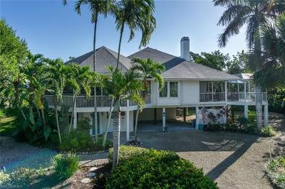 Sanibel Single Family Home For Sale: 1586 Century Ct