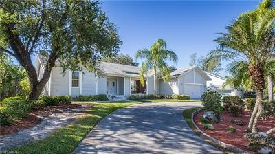 Fort Myers Single Family Home For Sale: 7239 Hendry Creek Dr