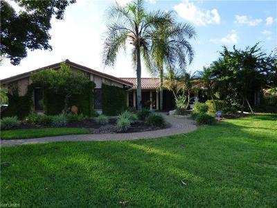 Lehigh Acres Single Family Home For Sale: 5 Randy Ln