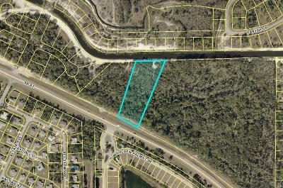 Lehigh Acres Residential Lots & Land For Sale: 18801 State Rd 82