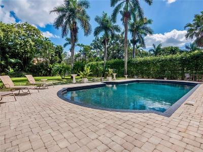 Fort Myers Single Family Home For Sale: 1323 Gasparilla Dr