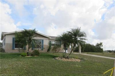 Cape Coral Single Family Home For Sale: 1017 NE 7th Pl