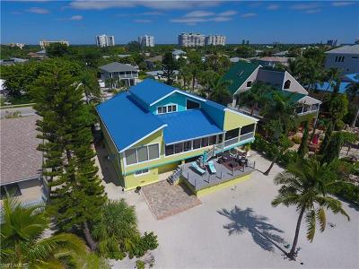 Fort Myers Beach FL Single Family Home For Sale: $2,699,000