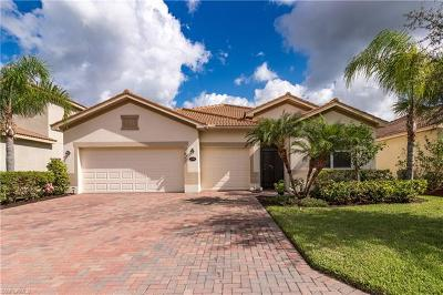 Estero Single Family Home For Sale: 13642 Messino Ct