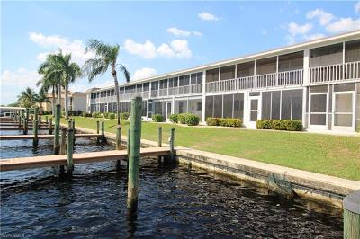 Cape Coral, North Fort Myers, Fort Myers Condo/Townhouse For Sale: 1714 Beach Pky #A6