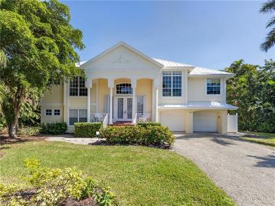 Sanibel Single Family Home For Sale: 478 Sea Oats Dr