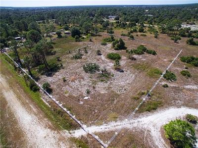 Hendry County Residential Lots & Land For Sale: 830 + 840 S Live Oak St