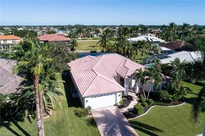 Cape Coral, Matlacha, North Fort Myers Single Family Home For Sale: 2301 Sagramore Pl