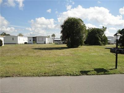 Fort Myers Residential Lots & Land For Sale: 151 Siesta Ln