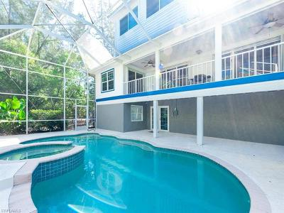 Captiva, Sanibel Single Family Home For Sale: 1807 Serenity Ln