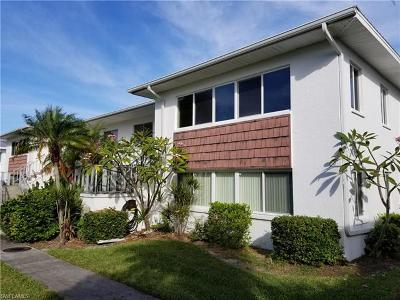 Collier County, Charlotte County, Lee County Condo/Townhouse For Sale: 431 Van Buren St #D4
