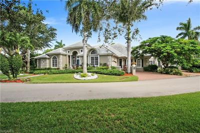Fort Myers Single Family Home For Sale: 15870 Turnbridge Ct