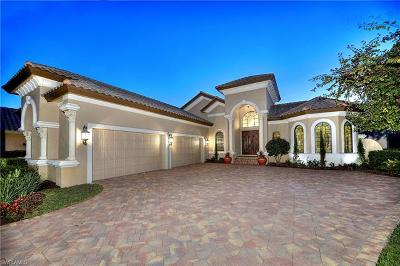Fort Myers Single Family Home For Sale: 9320 Vittoria Ct