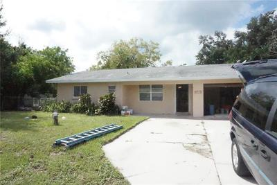 Lee County Single Family Home For Sale: 186 Dawson Dr