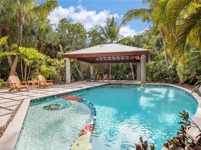 Sanibel FL Single Family Home For Sale: $1,779,000