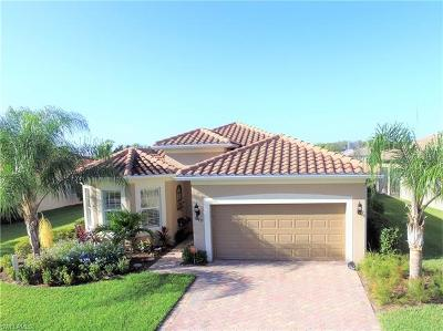 Fort Myers Single Family Home For Sale: 12832 Epping Way