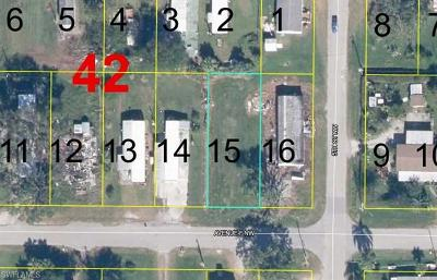 Residential Lots & Land For Sale: 515 Avenue F NW