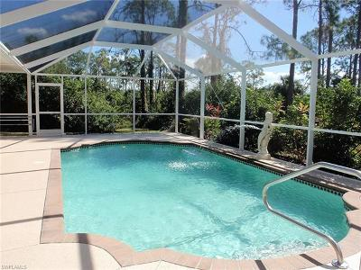 Lehigh Acres Single Family Home For Sale: 734 Chattman St E