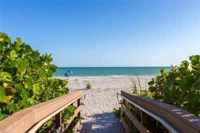 Captiva, Sanibel Condo/Townhouse For Sale: 2777 W Gulf Dr #202