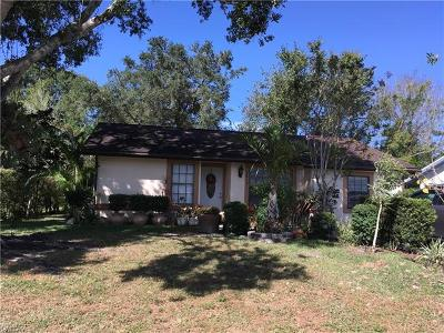 Labelle Single Family Home For Sale